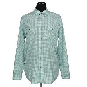 Orvis Button Front Long Sleeve Shirt Fishing